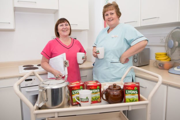 Martina Murphy and Maria Murphy, Mercy Hospita