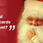 xmas card slider