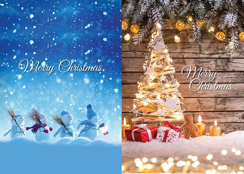 Christmas Cards | Mercy Fundraising
